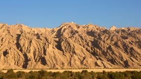 Jebel Hafit royalty-vrije stock afbeeldingen
