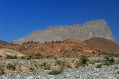 Jebel Misht Stock Images