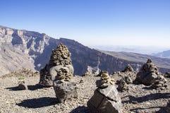 Jebelveinzerijen - Sultanaat van Oman royalty-vrije stock foto