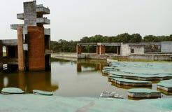 Jebon Nagor, Chuadanga, meherpur, parque de Mujibnator imagenes de archivo