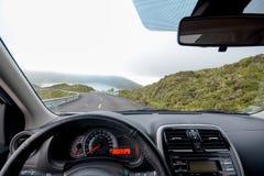 Jechać na Azores zdjęcie stock