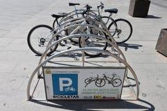 jechać na rowerze społeczeństwa Obraz Stock