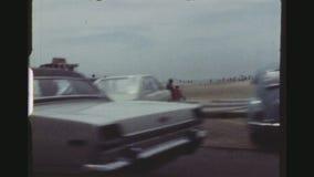 Jechać W taxi Przy Copacabana zdjęcie wideo
