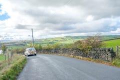 Jechać w Yorkshire obrazy stock