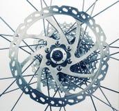 Jechać na rowerze część Fotografia Royalty Free