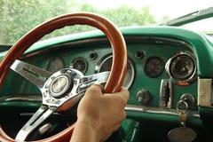 Jechać starego samochód Zdjęcie Stock