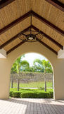 jedź bambusa wejścia Zdjęcie Stock