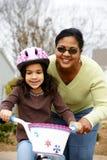 jedź przez roweru Obrazy Stock