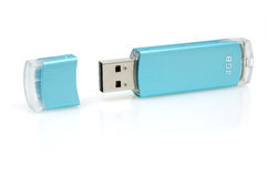 jedź flash usb Fotografia Royalty Free