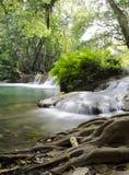 Jed Sao Noi waterfall, Saraburi Province, Thailand. Stock Image