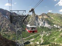jedź tramwajem Obraz Royalty Free
