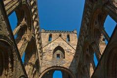 Jedburgh Abbey Royaltyfri Foto