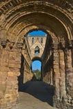 Jedburgh Abbey Fotografering för Bildbyråer