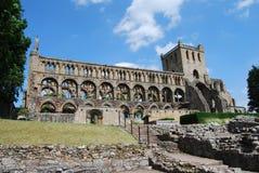 Jedburgh Abbey Royalty Free Stock Photos