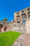 Jedburgh Abbey Royalty Free Stock Photo