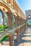 Jedburgh Abbey Stock Image