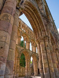 Jedburgh Abbey, Scotland Stock Images