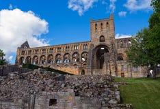 Jedburgh Abbey, Scotland Stock Photos
