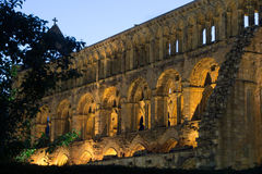 Jedburgh Abbey Royalty Free Stock Photography