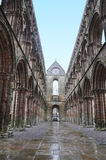 Jedburgh abbotskloster Arkivbild