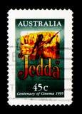 Jedda, столетие serie кино, около 1995, стоковая фотография