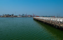 Jeddah fish port Royalty Free Stock Photo
