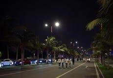 Free Jeddah Saudi Arabia . North Corniche Bicycle Path, KSA Stock Images - 188156964