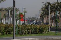 Free Jeddah, Saudi Arabia, Park Of Palm Trees On Corniche Road Side, Jeddah, Saudi Arabia Royalty Free Stock Images - 188145739