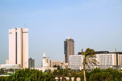 Jeddah stad Arkivbild