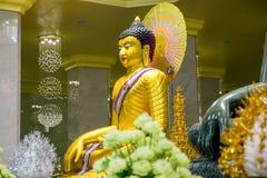 Jeden Buddha w Tajlandia Obraz Royalty Free