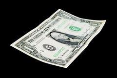 jeden dolar Zdjęcia Royalty Free