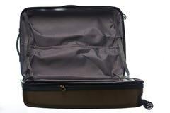 Jeden duża walizka zdjęcia royalty free