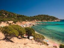 Jeden fenomenalne i uncontaminated plaże wyspa zdjęcie royalty free