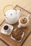 jeden herbata obraz stock