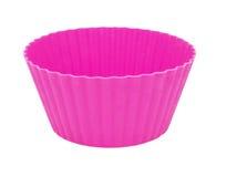 Jeden krzem foremka dla torta Zdjęcie Stock