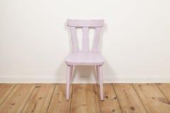 Jeden krzesło obrazy royalty free