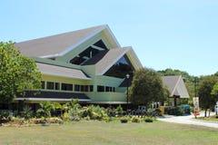 Jeden kurort na Boracay wyspie Zdjęcie Royalty Free