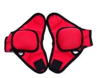 Jeden lb obciążać rękawiczki z kciuka kędziorka projektem Obrazy Stock