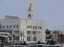 Jeden okręgi miasto Tambov odchodowy obrazy stock