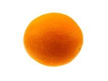 jeden pomarańcze Obrazy Royalty Free