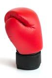 Jeden rękawiczka dla boksować Obrazy Royalty Free