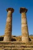 Dolina świątynie Zdjęcie Stock