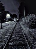 Jeden sposobu pociąg Fotografia Stock