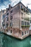 Jeden Venice channe Fotografia Royalty Free