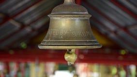 Jeden z Świątynnym Bell Zdjęcie Stock