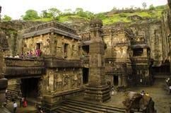Jeden z Kailash świątynią Zdjęcie Stock