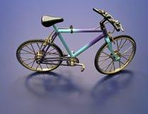 jeden z roweru Obraz Royalty Free