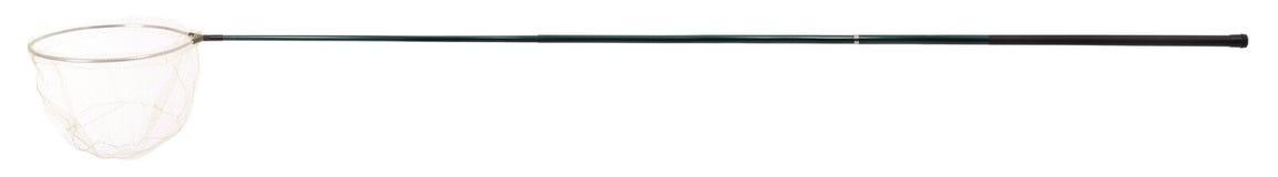 Jeden zielona desantowa sieć w pełnym rozmiaru wizerunku Zdjęcie Royalty Free