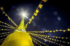 Jedi nattetid fotografering för bildbyråer
