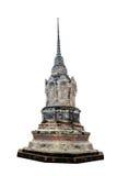 Jedi przy Chainat, Tajlandia odizolowywał zdjęcie stock